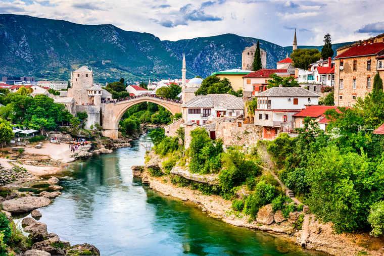 bosnia on tour