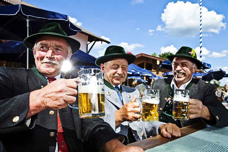 german beer, beer tents, tour comparison germany