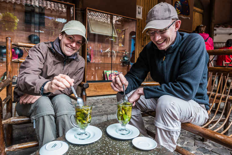Coca Tea Peru, Tour of Peru