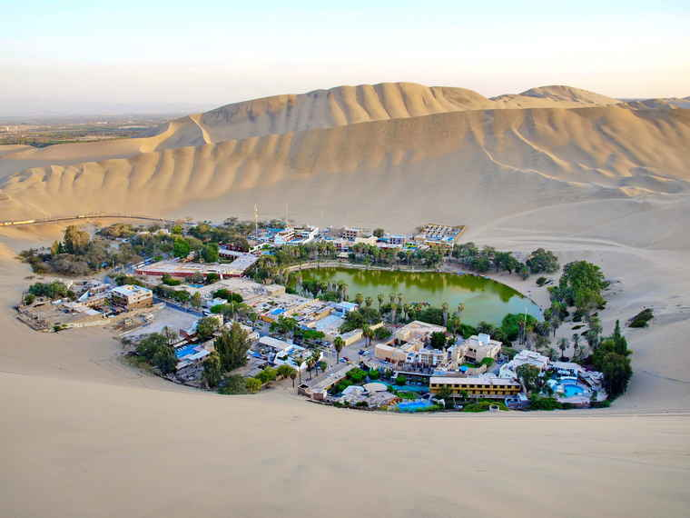 Huacachina, What to see in Peru, Peru package holidays