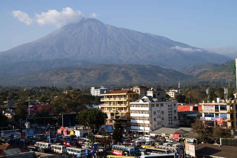 Arusha, Compare tours tanzania