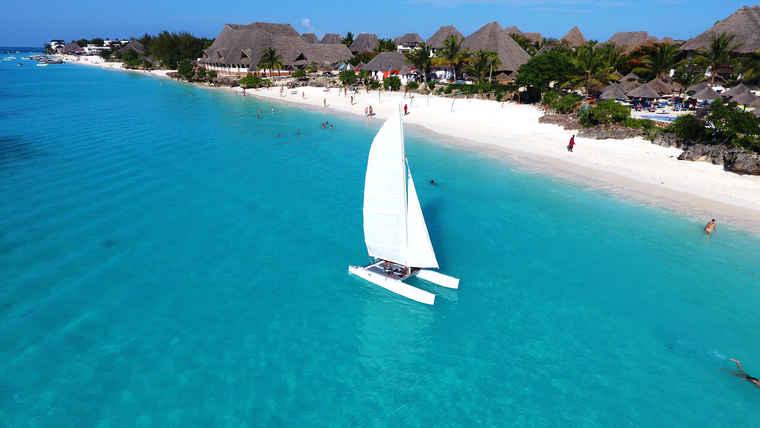 Zanzibar sailing, tour comparison tanzania