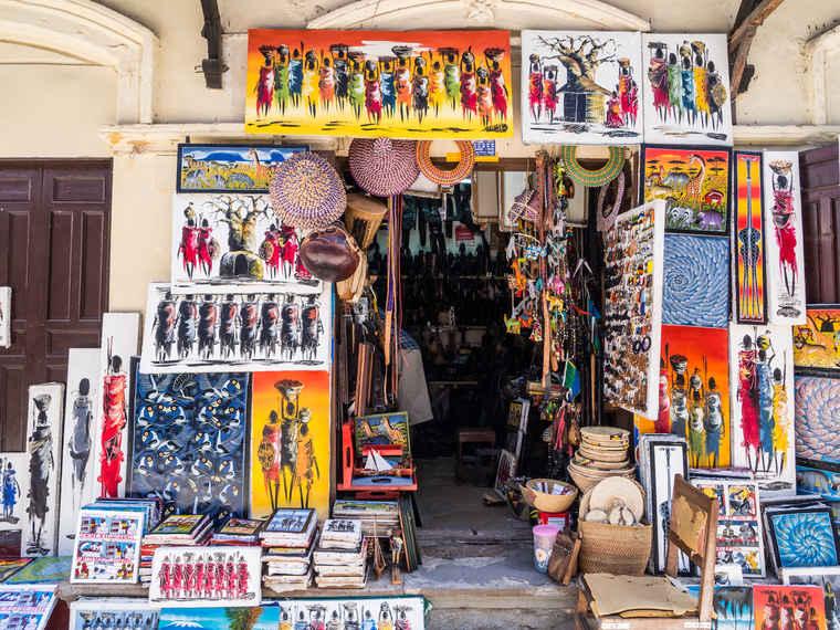 Tingatinga, Tanzania tour operators