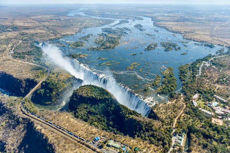 Victoria Falls Zambia, Zambia tours