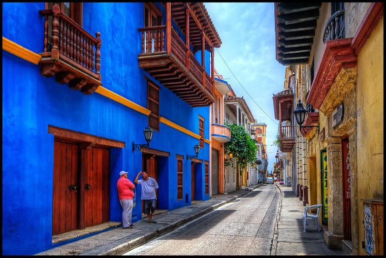 Cartagena Colombia, Colombia tourism
