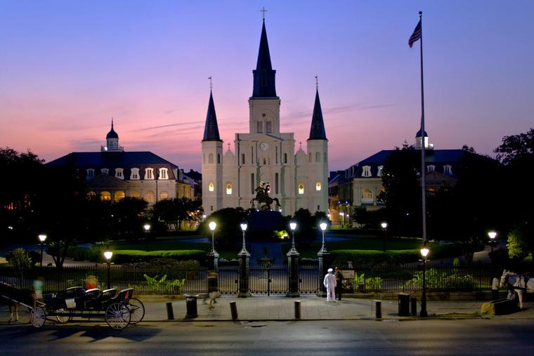 New Orleans, America tourism,