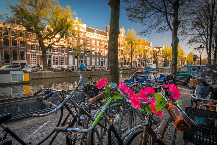 Netherlands Tourism, Biking Amsterdam, Tour Amsterdam
