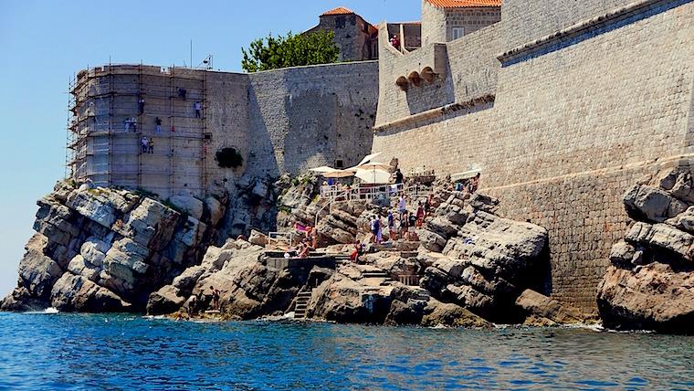 Dubrovnik, Croatia, buzz bars, Europe summer, tours, Tour Amigo