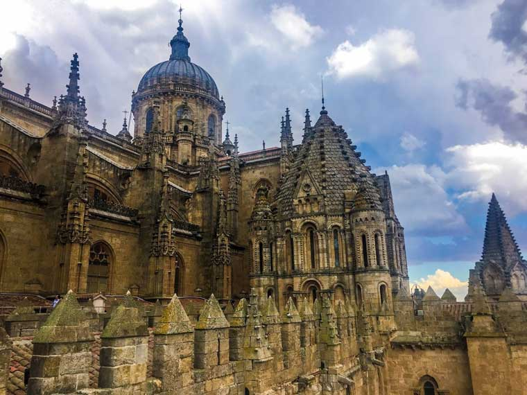 Universidad de Salamanca, Spain tours, Tour comparison Spain
