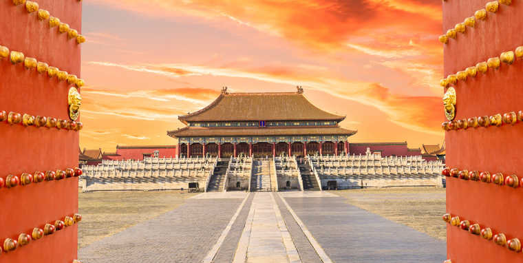 Forbidden City China, China tourism, Tour China