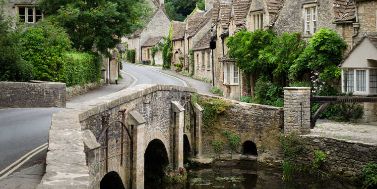 Cotswolds, England, English Countryside