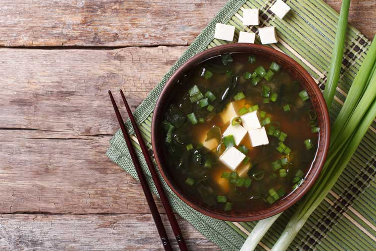 Miso Soup, Miso Japan, What to eat in Japan