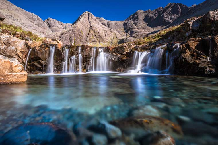 Fairy Pools Isle of Skye , Isle of Skye, Scotland tourism, what to do in scotland